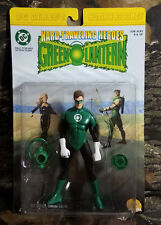 NIB DC Direct Hard-Traveling Heroes Green Lantern Action Figures B17