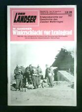 Der Landser Nr: 1421   Winterschlacht vor Leningrad