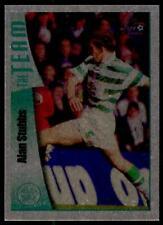 Futera Celtic Fans' Selection 1997-1998 (Chrome) Alan Stubbs #15