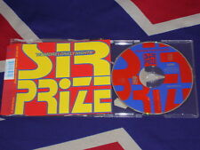 SIR PRIZE - no more lonely nights  4 trk MAXI CD 1994