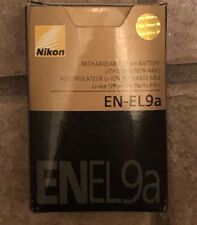 Nikon EN-EL9A Rechargeable Li-ion Battery Pack for the D3000 and D5000 #25377