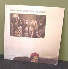 """Kevin Devine """"Circle Gets the Square"""" LP Sealed Brand New Manchester Orchestra"""