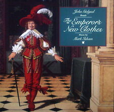 CD audio libro THE IMPERATORE NUOVO VESTITI - Andersen
