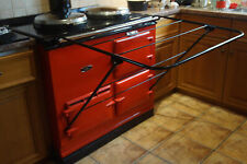 Futuris - AGA / Range Oven Large Clothes Airing / Drying Rail  - Black