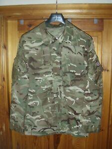 British Army Issue Jacket/Shirt Combat,Warm Weather,MTP,Brand New,170/88 Genuine