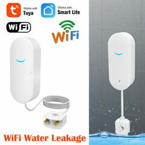 Wassersensor WLAN-Wassermelder WiFi Wasserleck Wasser-Alarm App-Benachrichtigung