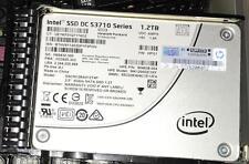 NEW 0 hour 805391-001 HPE 1.2TB 2.5'' 6G SATA S3710 SC SSD 804638-004 804677-B21