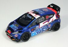 FORD FIESTA WRC PASINI MONZA RALLY SHOW  2017 DECALS 1/43
