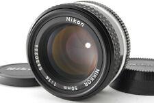 [Near Mint!!] Nikon 50mm F1.4 Ai-s Ais MF Lens Nikkor F mount Ship From JAPAN