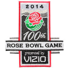 2014 VIZIO Rose Bowl Game 100th Anniversary Jersey Patch Stanford Michigan State