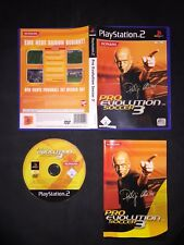 PS2 PES Pro Evolution Soccer 3 OVP Sony Playstation 2 #PS2#00767