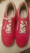 Rockport men's athletic shoes red sneakers size 10 M
