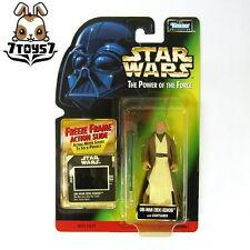 "Kenner 3.5"" Star Wars Freeze Frame Action Figure_Obi-Wan Kenobi w/ Lightsaber"