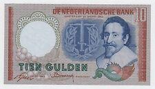Netherlands banknotes - 10 Gulden 1953 TIEN GULDEN - De Nederlandsche Bank !