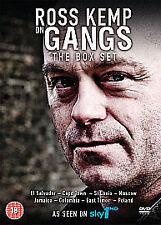 Ross Kemp On Gangs Box Set (DVD, 2008, 2-Disc Set, Box Set)