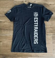 New Era - NFL Oakland Raiders  Neu T-SHIRT Gr M