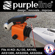 Purpleline Saracen Ultra FHL400 Trailer Security Hitch Lock – Fit AL-KO Heads