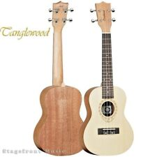 TANGLEWOOD TWT4 TIARE CONCERT UKULELE SPRUCE  /MAHOGANY- BRAND NEW