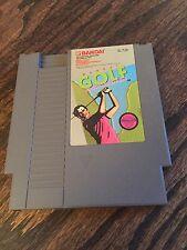 Bandai Golf: Challenge Pebble Beach  Original Nintendo NES Game Cart. NE1