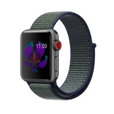 Apple Watch Sport Loop Band Series 1/2/3/4/Sport/Nike+ 42/44mm Midnight Fog