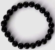 """Bracelet Obsidienne Oeil Céleste 8 mm """"Médium"""""""