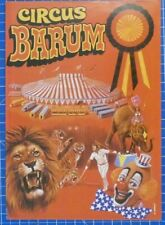 Circus Barum Programm B19240