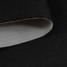 Himmelstoff Autostoff Polsterstoff Bezugsstoff SAM167 schwarz