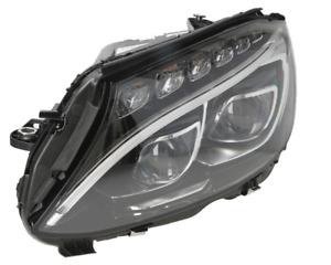 Headlight For MERCEDES-BENZ C-CLASS W205 LED Bi Xenon AFS LEFT # A2059067902
