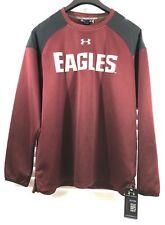 Under Armour Boston College Eagles ColdGear Loose Fit Sweatshirt Mens Size Large