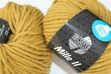 Wolle Kreativ! Lana Grossa - Mille II - Fb. 79 senf 50 g