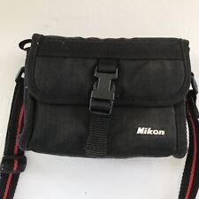 Nikon Binocular or Small Camera Accessory Shoulder Bag Free Shipping in the U.S.