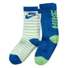 Nike 2-pack Crew Socks - Kids Size 9C to 13C