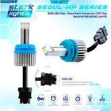 True 2400LM Korean CSP High Power Reverse Back Up Light Bulb Kit 6K White - 3156