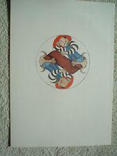 GRACIELA RODO BOULANGER - Original Lithograph - Pencil Signed Artist Proof