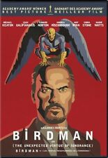 Birdman (DVD, 2015, Canadian)