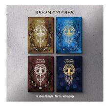 DREAM CATCHER 1st ALBUM Dystopia The Tree Of Language CD + FOLDED POSTER SEALED