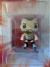 Funko POP WWE CM Punk #02 Rare Vaulted W/ Insert And Protector.