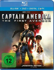 MARVEL - Captain America - The first Avenger - Blu-Ray und DVD - Topzustand!