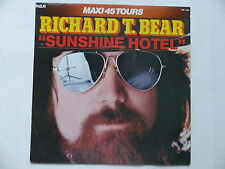 "MAXI 12"" richard t bear Sunshine hotel PD 1492"