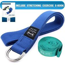 New listing Exercise Strap  Adjustable  Stretching Fitness Rehabilitation Workout