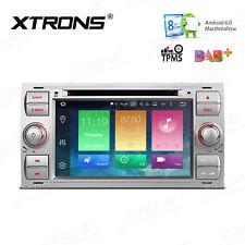 Octa Core Autoradio Android 6.0 GPS DVD Für Ford Focus Fiesta Transit C-Max