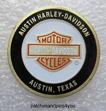Harley Davidson AUSTIN HARLEY-DAVIDSON AUSTIN, TEXAS Dealer Dip Dot.