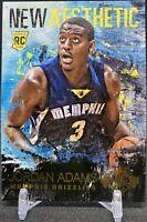 2014-15 Panini Court Kings Jordan Adams #11 Rookie Card RC Memphis Grizzlies NBA