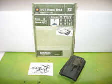Axis & Allies 1939-1945 T-70 Model 1942 with card 25/60