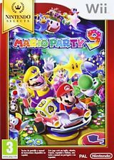 Mario Party 9 Selects Nintendo Wii 045496402341