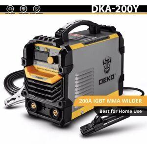 Poste a Souder Pro DEKO DKA-200Y