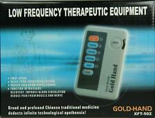 MINI 4 Pad TENS MACHINE  LOW FREQ MASSAGE FITS IN THE POCKED OR PURSE