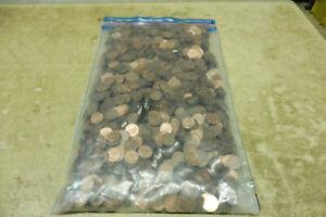 Riesen Bestand 10000 x 1 Pfennig , Diverse Jahre + Buchstaben, XXL Lot Posten