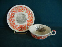Copeland Spode Beverley Cream Soup Bowl and Under Plate Set(s)