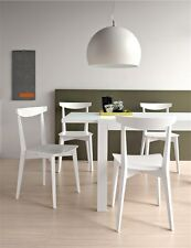 Calligaris Connubia Dining Chair Evergreen 1139 Solid Wood in many colours